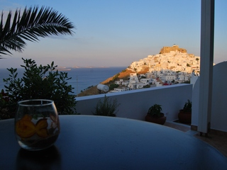 Lefkanthemo, Studio 4, Astypalaia Island, Greece
